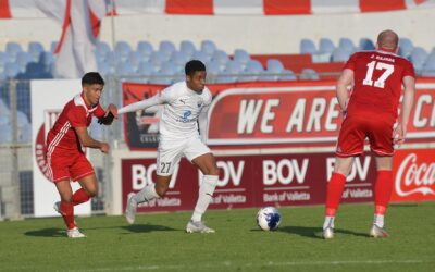 Victoria Hotspurs earn a deserved win over Nadur