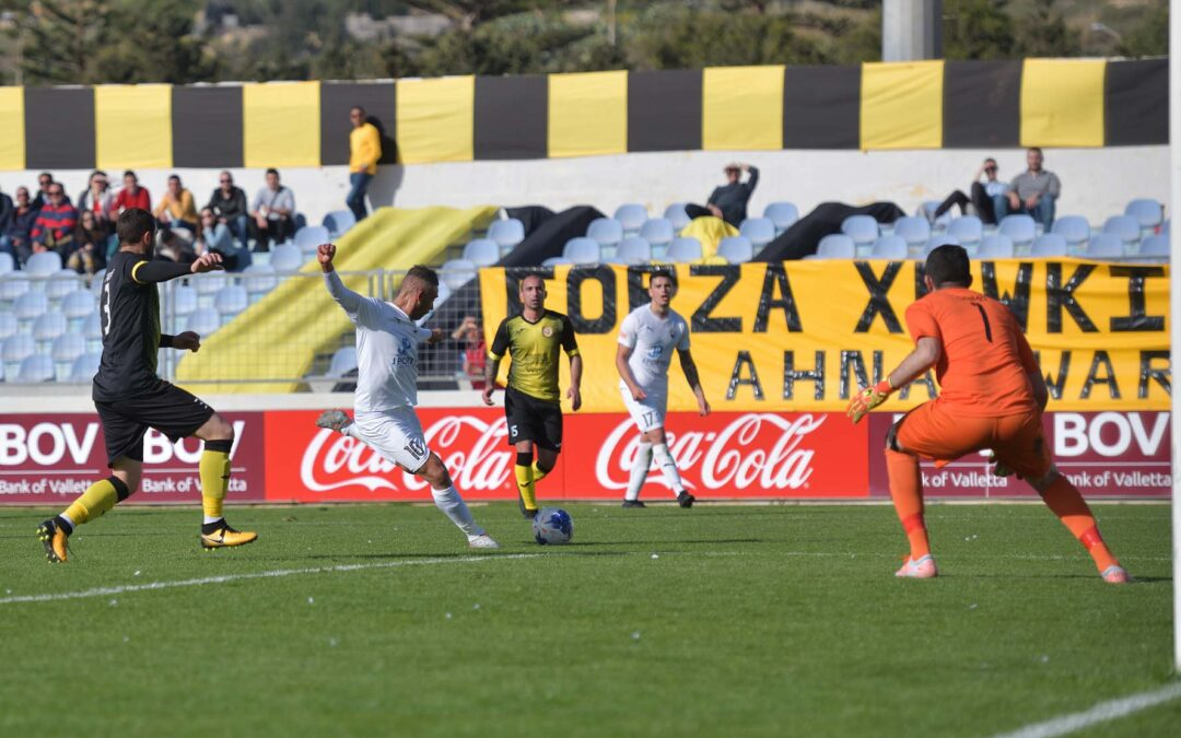 Nadur win direct clash and move closer to clinch the title