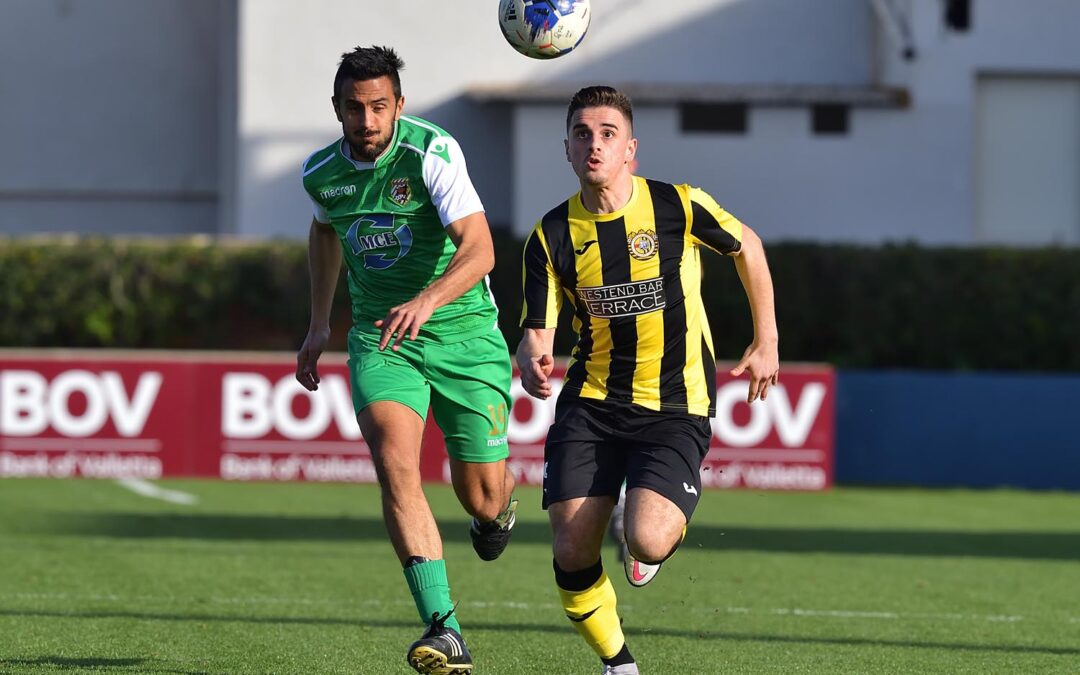 Kercem stun Xewkija with late goals