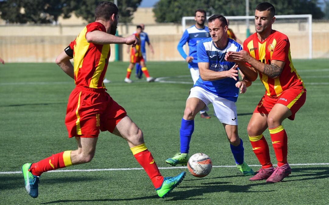 St Lawrence earn a deserved point with a last gasp goal
