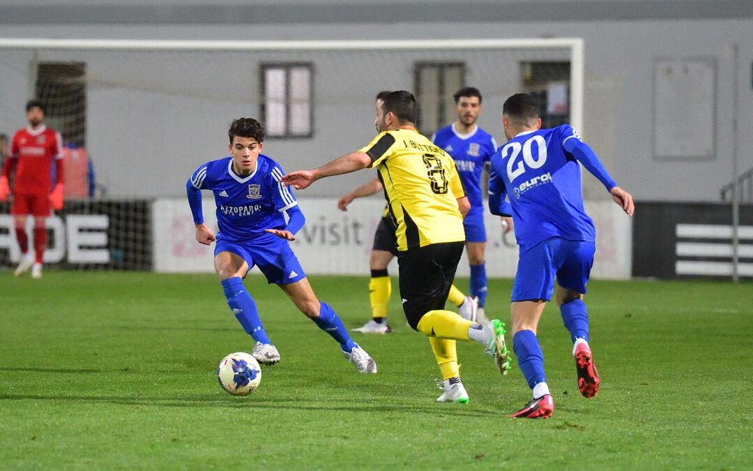 Xewkija turn a defeat into a win to reach the semi finals