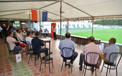 MFA Presentation to Gozitan Association and its Clubs