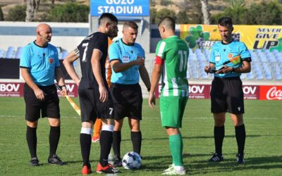 Ghajnsielem join Nadur at the top of the table