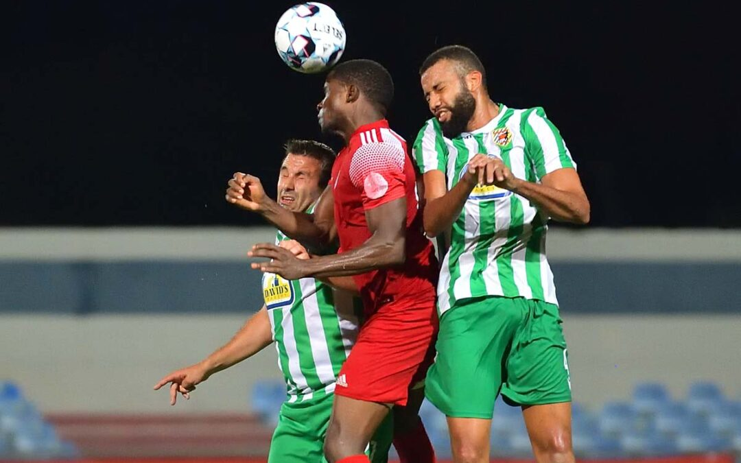 Kercem clinch the win in stoppage time