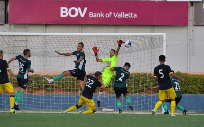 Xewkija, Sannat obtain a point each from a goalless draw