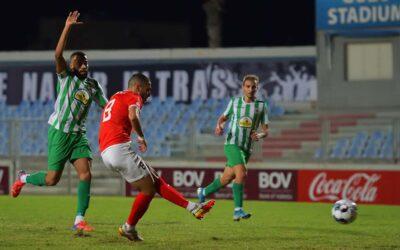 Nadur Youngsters end the first round at the top of the table